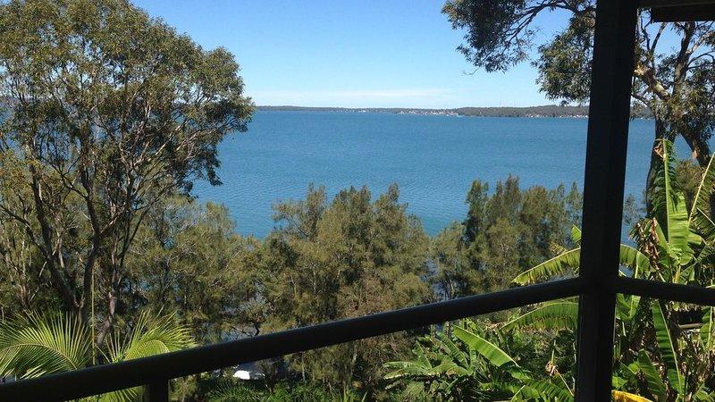 Lake View - Your private resort, alquiler de vacaciones en Lake Macquarie