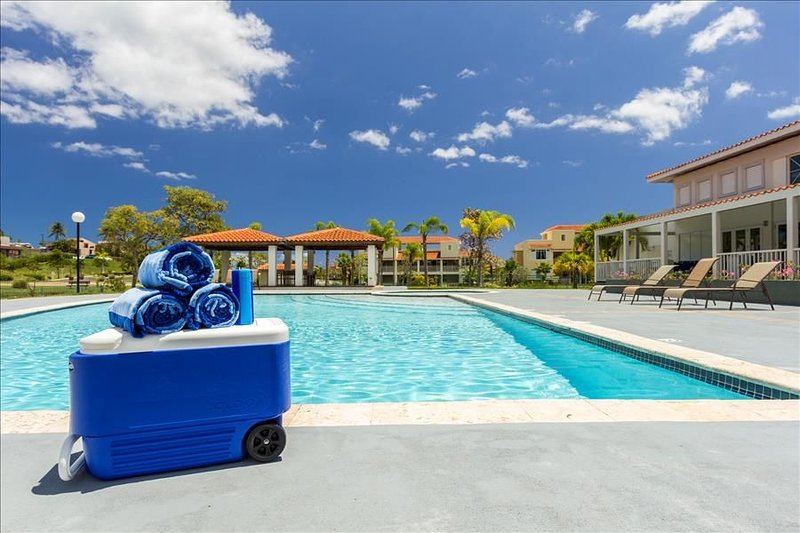 The Entertainer | Rooftop Terrace | Gas Grill | Pool, vacation rental in Yabucoa