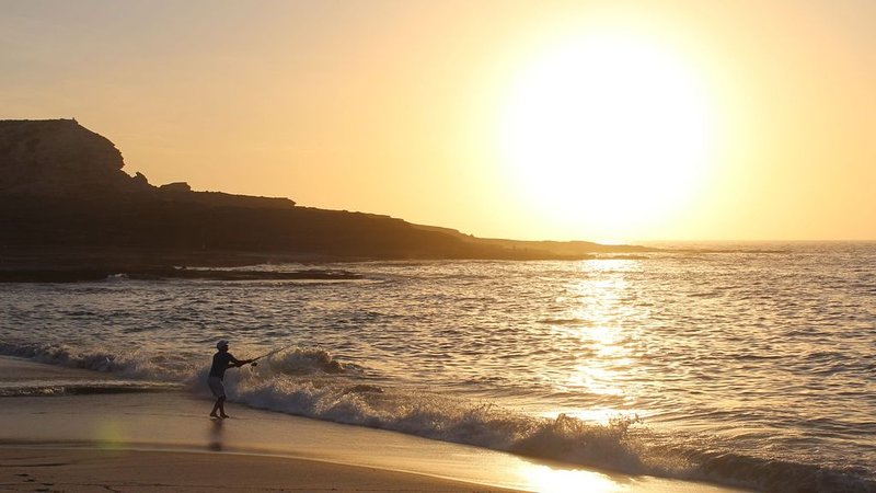 Wittecarra Beach House at Red Bluff, vacation rental in Kalbarri