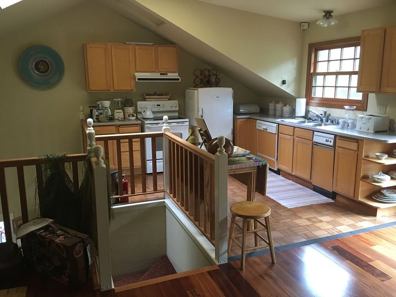 Welcome to Sunset Hills Ranch!, holiday rental in Barton
