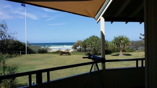 Brennan's on Fraser beachfront house, vacation rental in River Heads