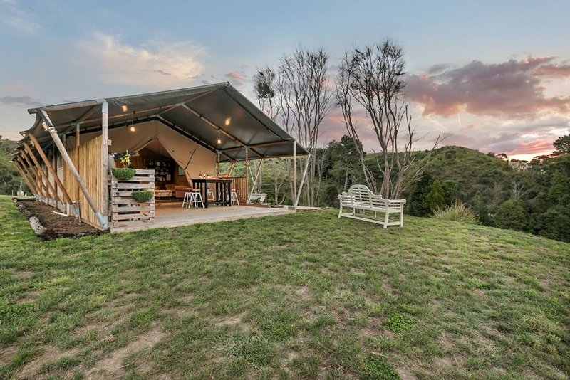 Glamping Close to Auckland and Coromandel, casa vacanza a Te Kauwhata