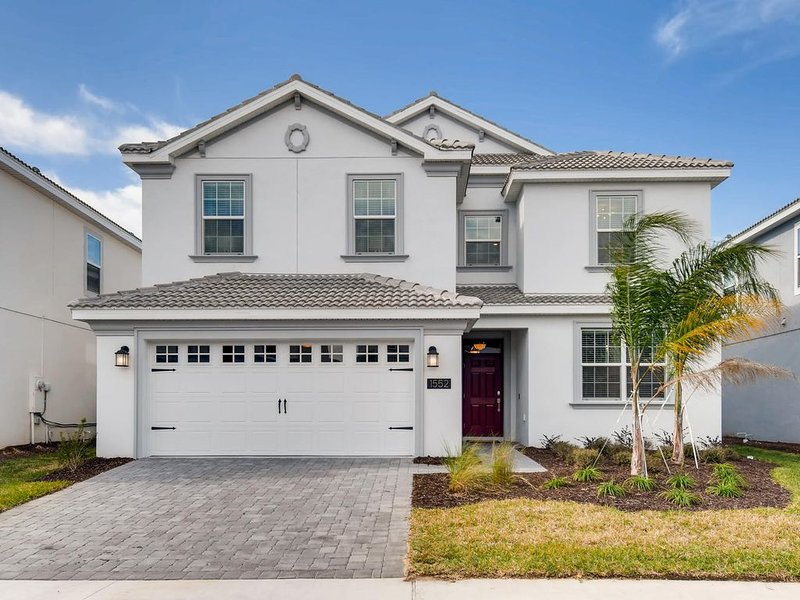 Fabulous 6Bd Single Family at Champions Gate to 12 Guests - Private Pool 1552 MC, alquiler de vacaciones en ChampionsGate