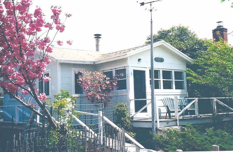 Sea Capt's Cottage, Steps to ocean, location de vacances à Kismet