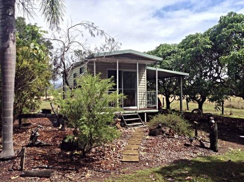 Baffle Creek Cabin, pet friendly', holiday rental in Deepwater