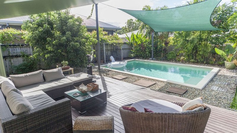 Tropical Rest Holiday Home, holiday rental in Oak Beach