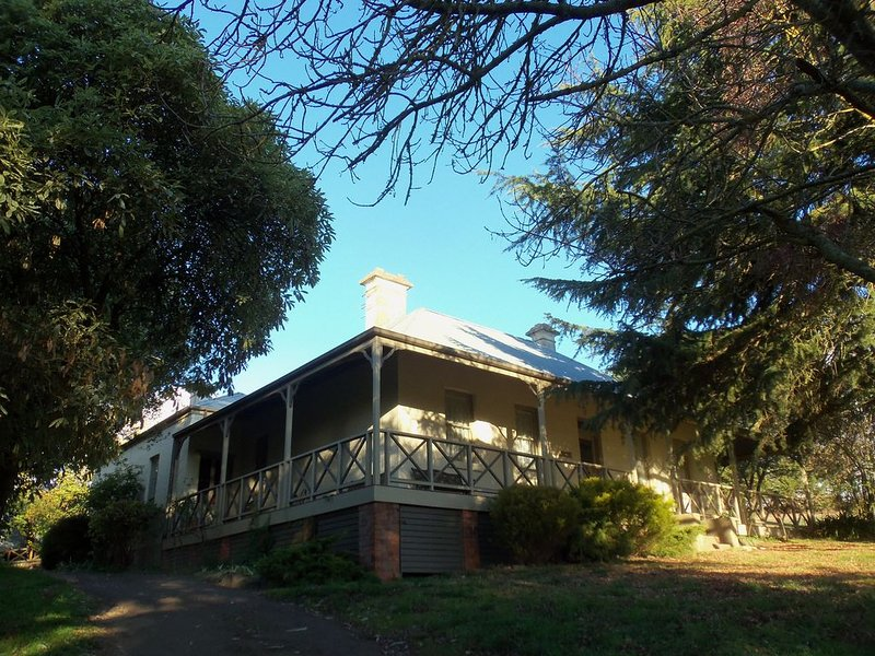 'Homestead, The Manse - A Peaceful Retreat ' FINALIST excellence in Tourism 2018, location de vacances à Woodend