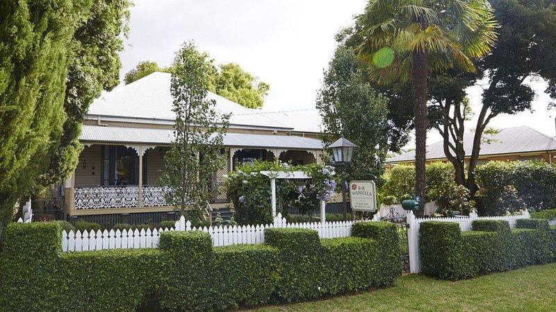 B&B Wanulla - luxury accommodation, vacation rental in Toowoomba