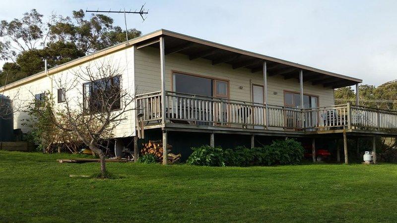Te Papa Rua Family Accommodation, aluguéis de temporada em Eggs and Bacon Bay