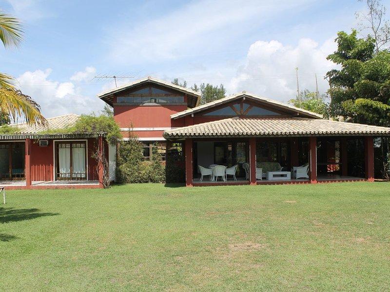 Casa de praia 4/4 em Interlagos, vacation rental in Jaua