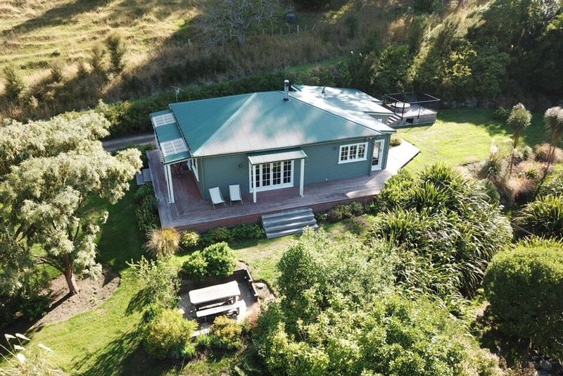 The Glen House Situated in Pigeon Bay, Ferienwohnung in Canterbury Region