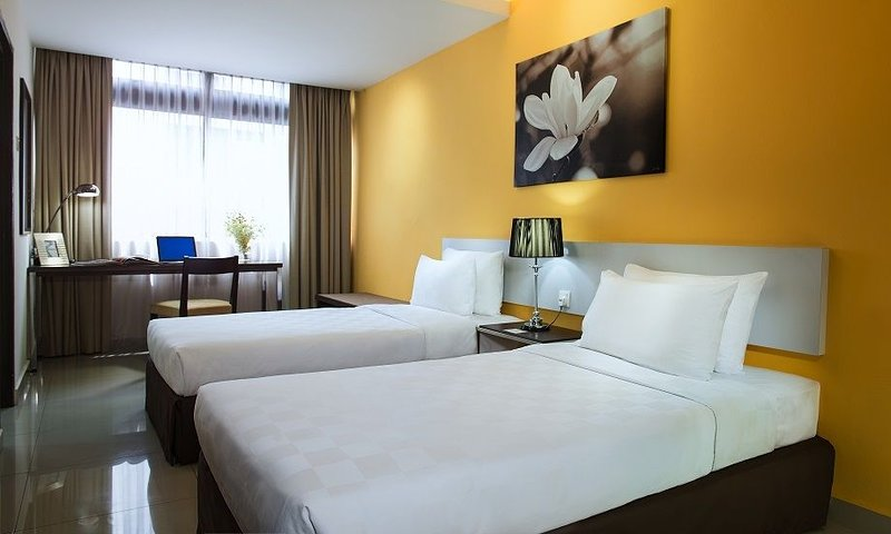 Executive 3 Bedroom Suite *Bukit Bintang