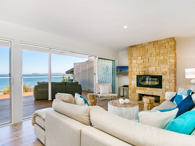 Ocean Pearl - Linen & Wifi included, holiday rental in Killcare