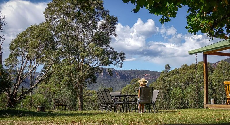 Zoellas Megalong Valley. Secluded haven for family & friends. Abundant wildlife., vacation rental in Jenolan Caves