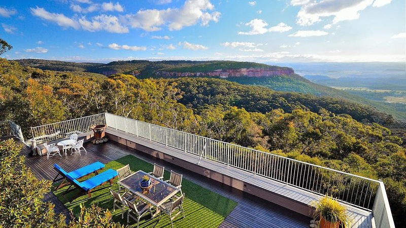 Redcliffe, Blackheath - Breathtaking Escarpment and Valley Views, aluguéis de temporada em Mount Victoria