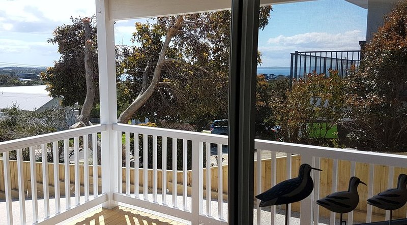 Apartment with views, holiday rental in Grantville