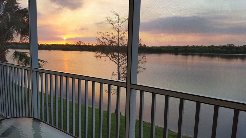 Take in Florida's nature & fishing only 15 min from Marco Island/Naples, casa vacanza a Ochopee