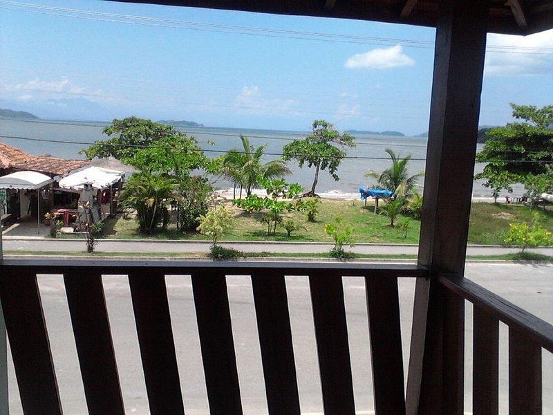 FLATS CAPPIO 2 - Frente ao mar, c/ar condicionado, TVs, ventiladores, WIFI, etc, aluguéis de temporada em Jabaquara