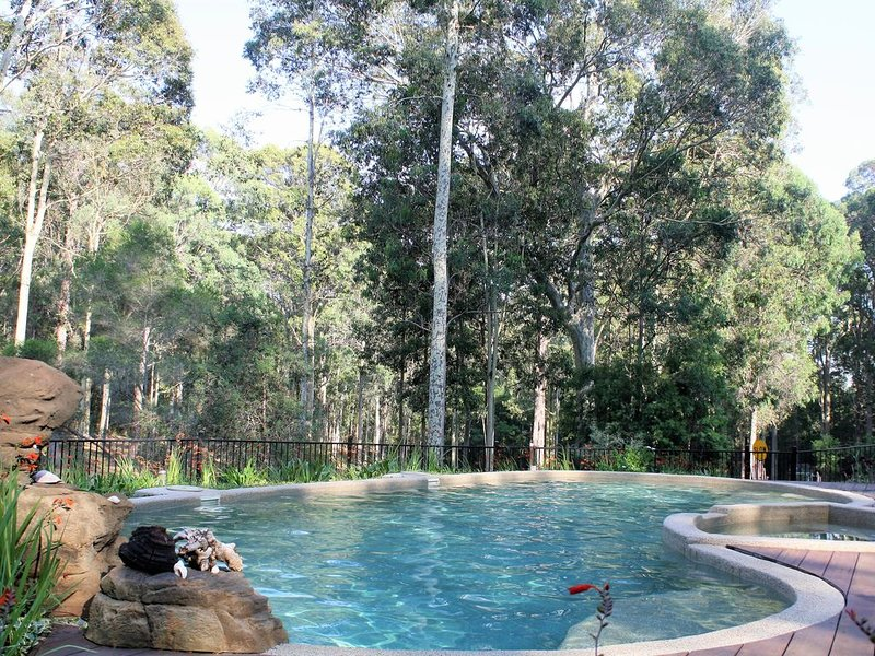 Dybara Park - an escape from the world, holiday rental in Barragga Bay