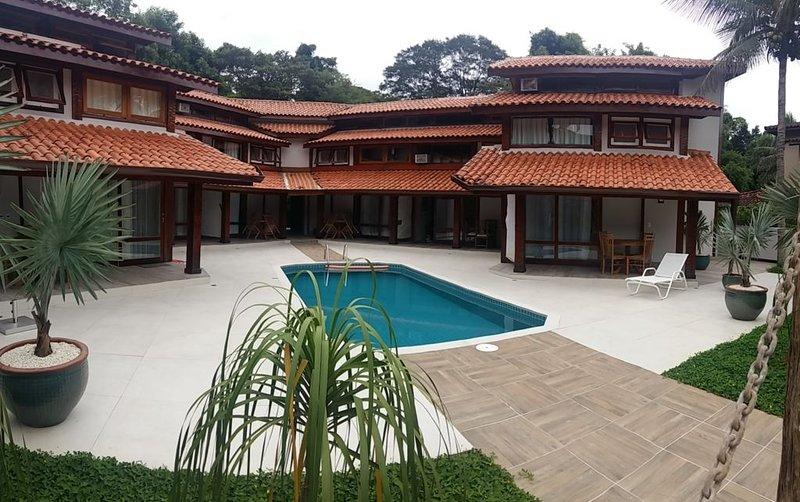 Casas Geminadas. 3 quartos - Frade Casa N° 5, vacation rental in Angra Dos Reis