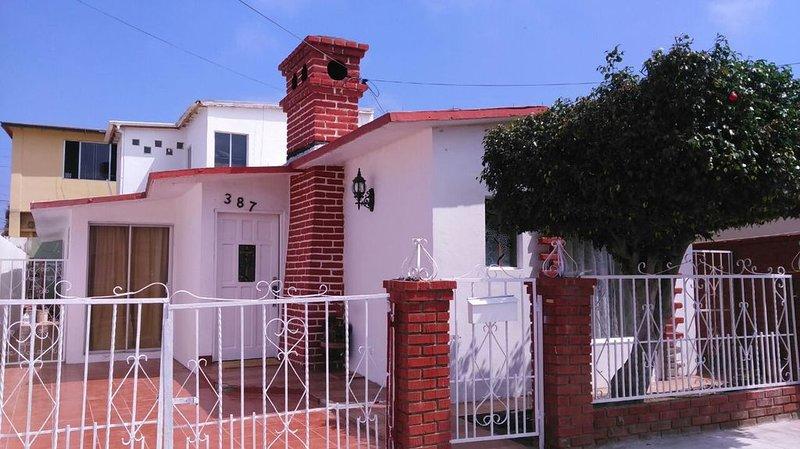 La casa blanca de Maru, holiday rental in Punta Banda