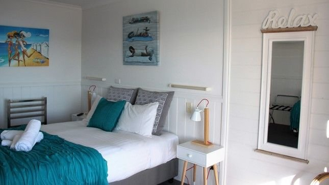 KINGFISHER COTTAGE Beachfront at Bay of Fires, casa vacanza a Ansons Bay