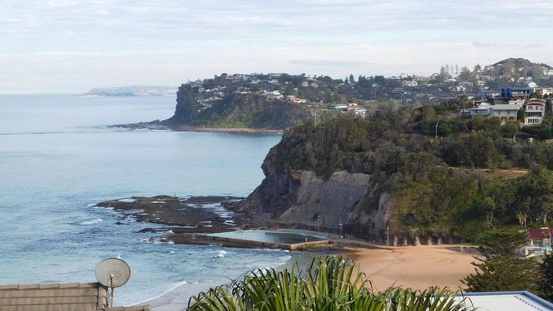 AVALON BEACH LOOKOUT, holiday rental in Bilgola