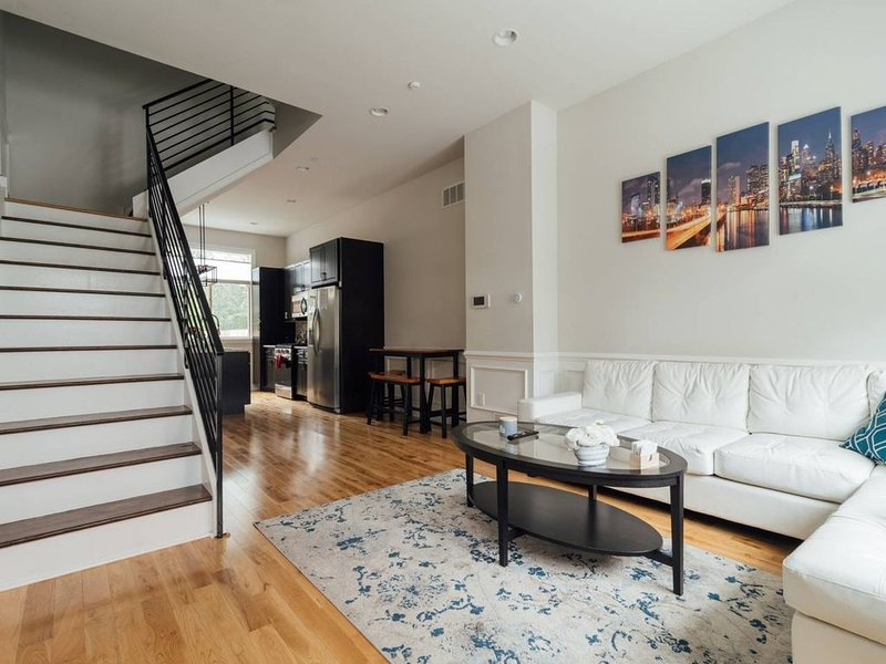 ⭐️Lux 3 Bedroom⭐️near PENN / CHOP, location de vacances à Philadelphie