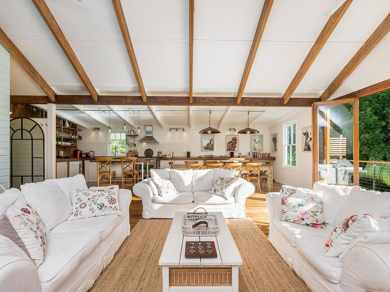 Seaside sanctuary in Brunswick Heads, holiday rental in The Pocket