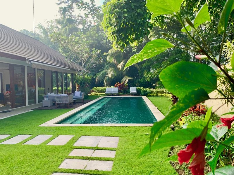 location of the upcoming tanahlot, vacation rental in Tanah Lot