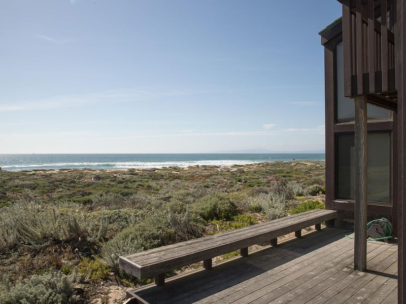 Monterey Dunes Beachfront...Take a moment...look to the West to see the most inc, vacation rental in Marina