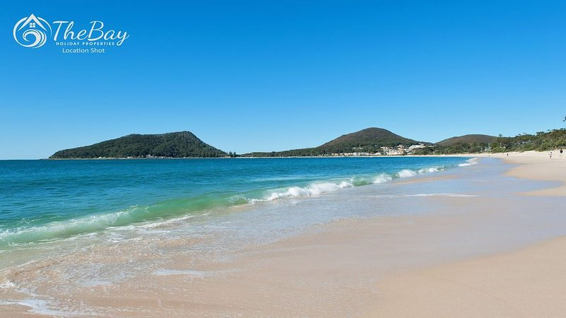 Little Beach Beauty  - 38A Achilles Street, holiday rental in Nelson Bay