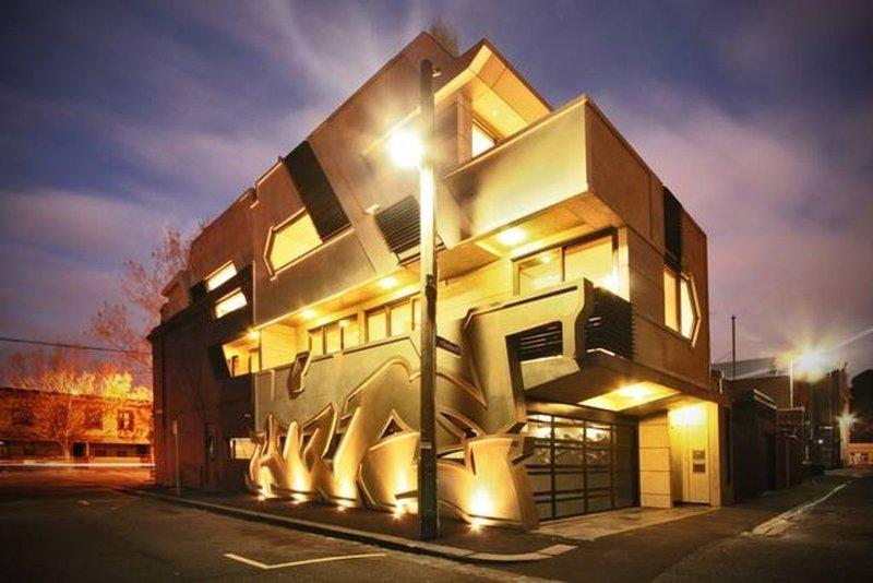 The Hive Graffiti Apartments, location de vacances à Northcote