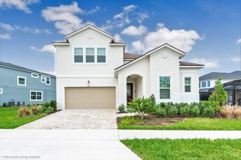 Orlando Newest  Resort Community Home With Pool, holiday rental in Celebration