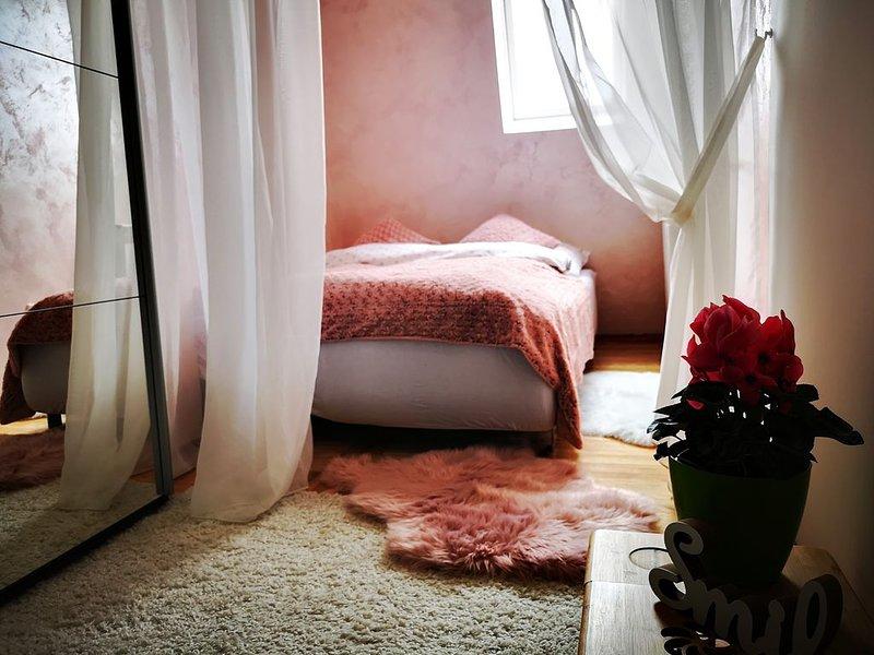 100 m² Bright Apartment, holiday rental in Petrovaradin