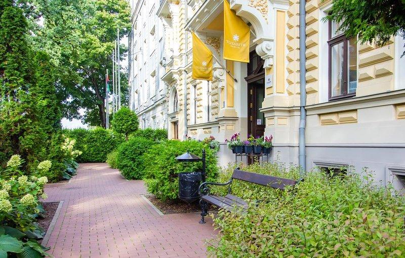 Elizabete Boutique Apartment, location de vacances à Riga