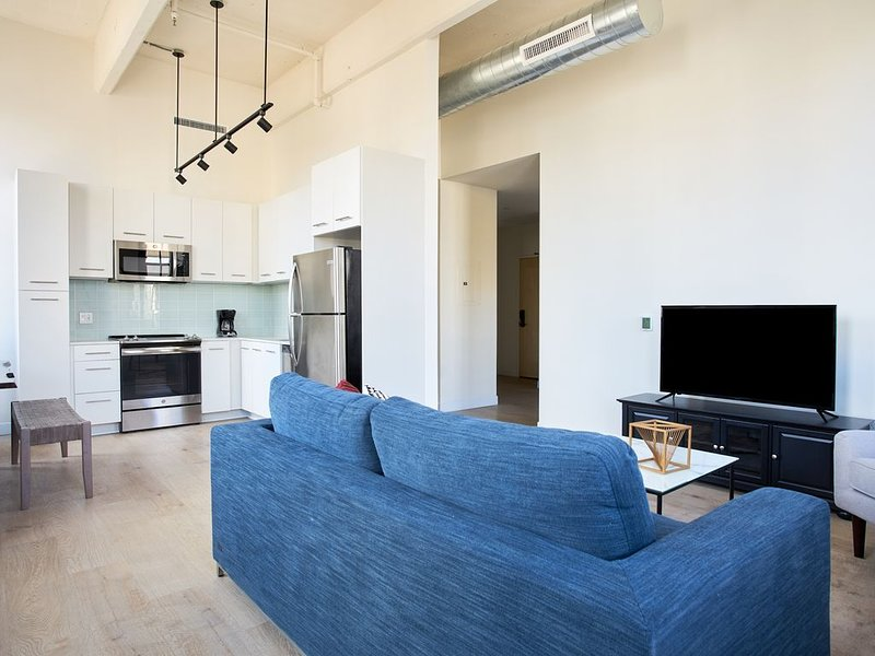 Sonder | Sixteen Hundred | Amazing 2BR + Lounge, location de vacances à Philadelphie