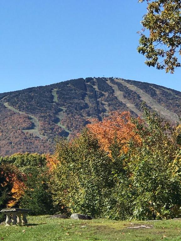 Dar un paseo por Stratton Mt