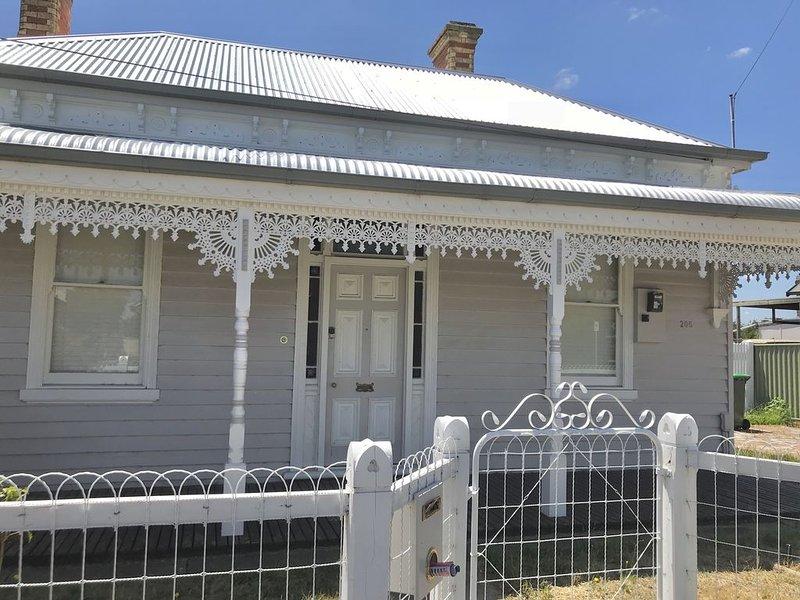 Ballarat Escape - Fernleigh House, alquiler de vacaciones en Ballarat