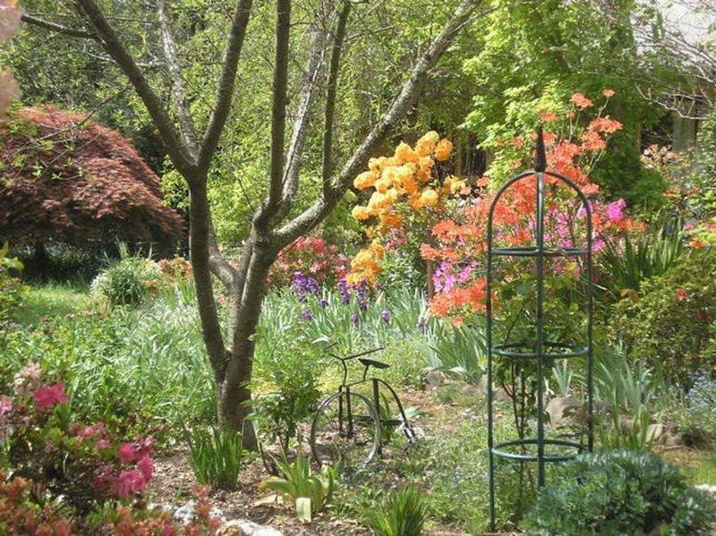 Annie's Garden Retreat, alquiler de vacaciones en Eurobin