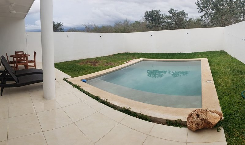 Residencia con ALBERCA PRIVADA2, holiday rental in Conkal