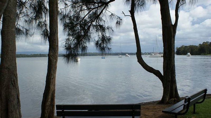 Casa Bianca on the Lake, vacation rental in Lake Macquarie