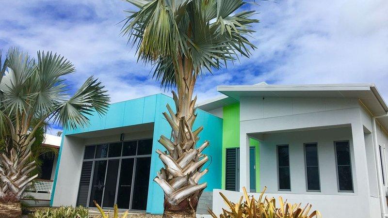 Tropical Blue - Hydeaway/Hideaway Bay, holiday rental in Bowen