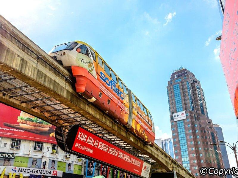 5 Mins Walk To Bukit Bintang & KLCC Z2