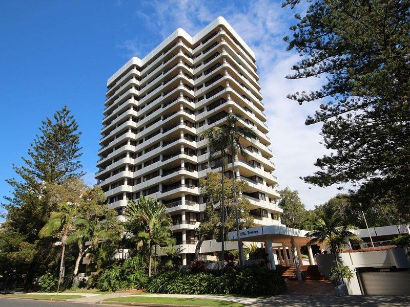 Pacific Towers 402 - Coffs Harbour, NSW, location de vacances à Korora