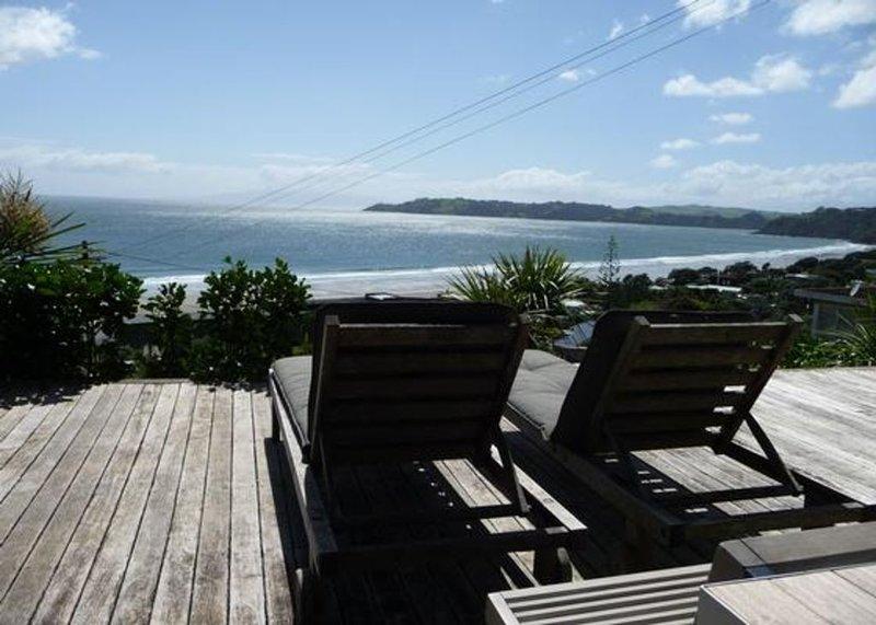 Stunning Onetangi Waiheke Beach House, location de vacances à Auckland
