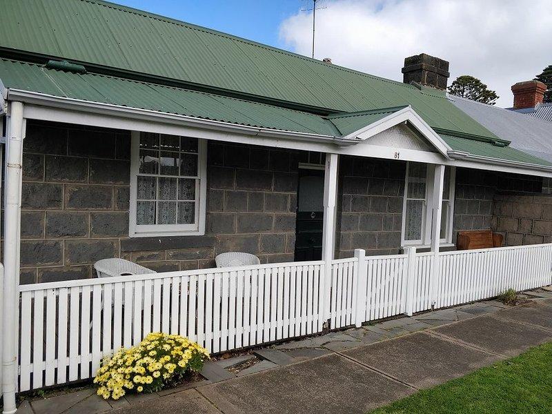 Pips on Bank - Luxury Cottage Accommodation, aluguéis de temporada em Port Fairy