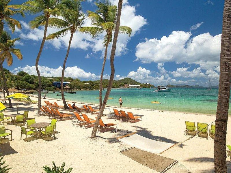 Wyndham Margaritaville St. Thomas - Gorgeous Studio Sleeps 2 to 4, vacation rental in Tutu
