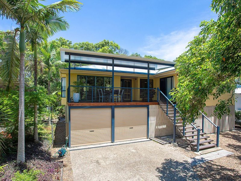 10 Naiad Court -Beach Retreat in the bush – semesterbostad i Gympie Region