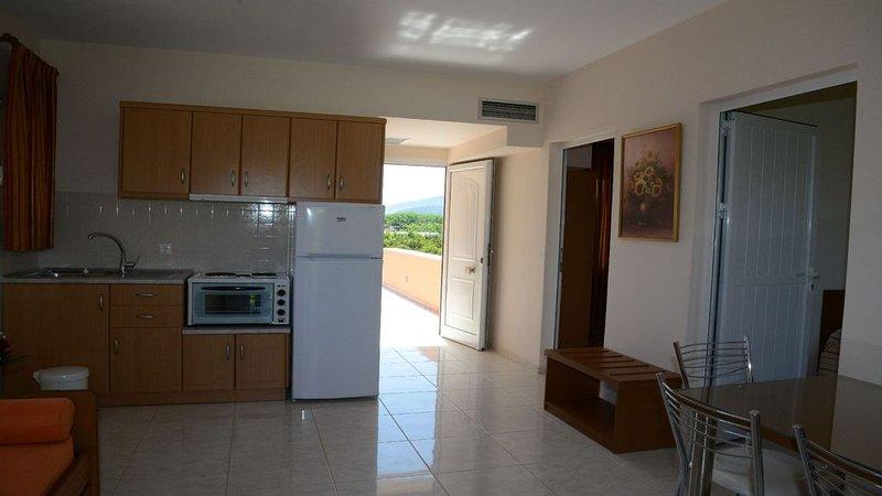 No5 Two - Bedroom Apartment (4 people), location de vacances à Iria